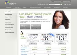 Dotster Website