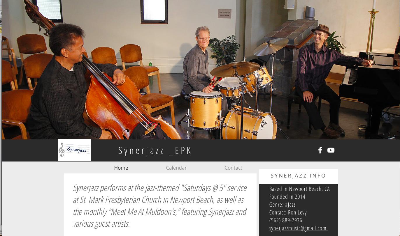 Synerjazz Electronic Press Kit