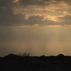 Sky in Africa