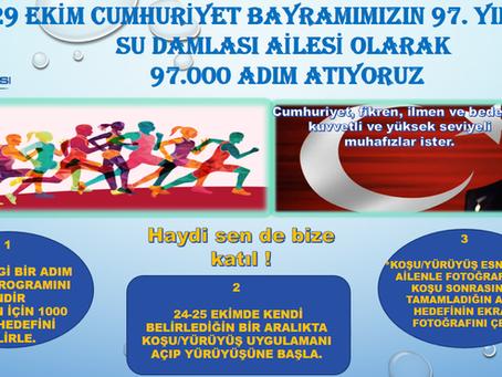 HAYDİ SEN DE BİZE KATIL!