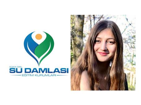 İngilizce Öğretmeni Beyza SAVAŞ Eğitim Kadromuza katıldı.