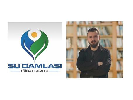 TÜRKÇE ÖĞRETMENİ Murat SERT EĞİTİM KADROMUZA KATILDI