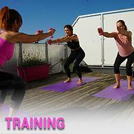 Ich biete personell Training in Gruppen und Einzelstunden an