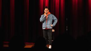 Filipino Friday: Comedian Andrew Orolfo