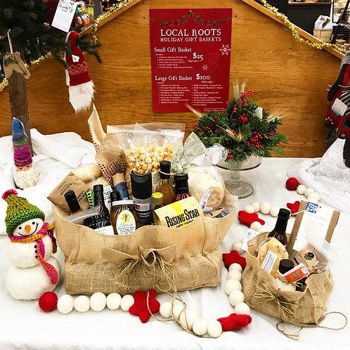 Holiday Gift Basket (Small)