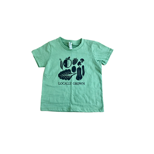 Locally Grown Toddler Tee