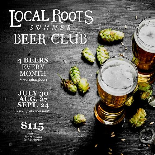 Summer Beer Club