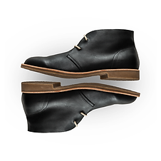 Zapatos negros 1