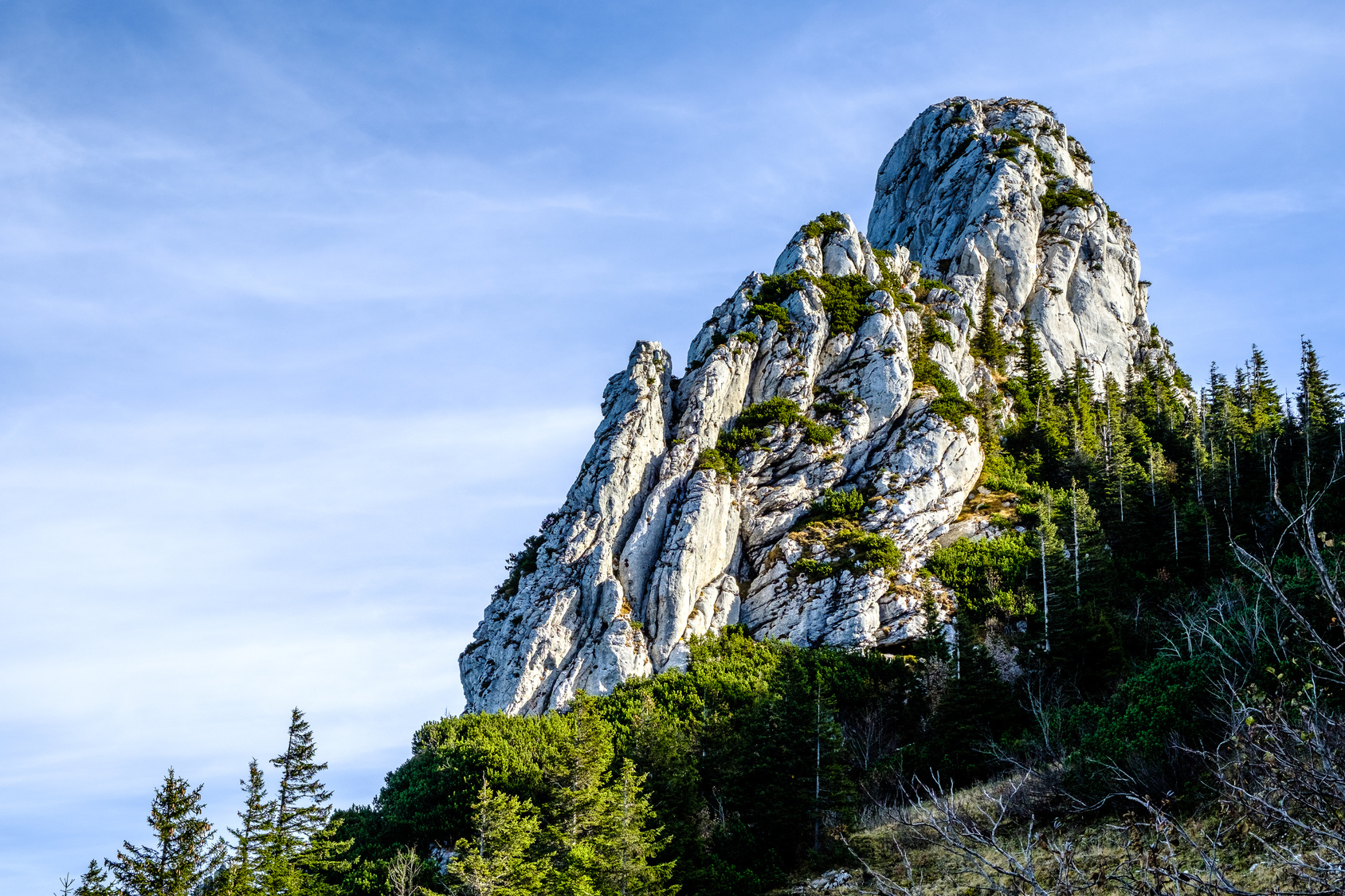 Kampenwand Fels