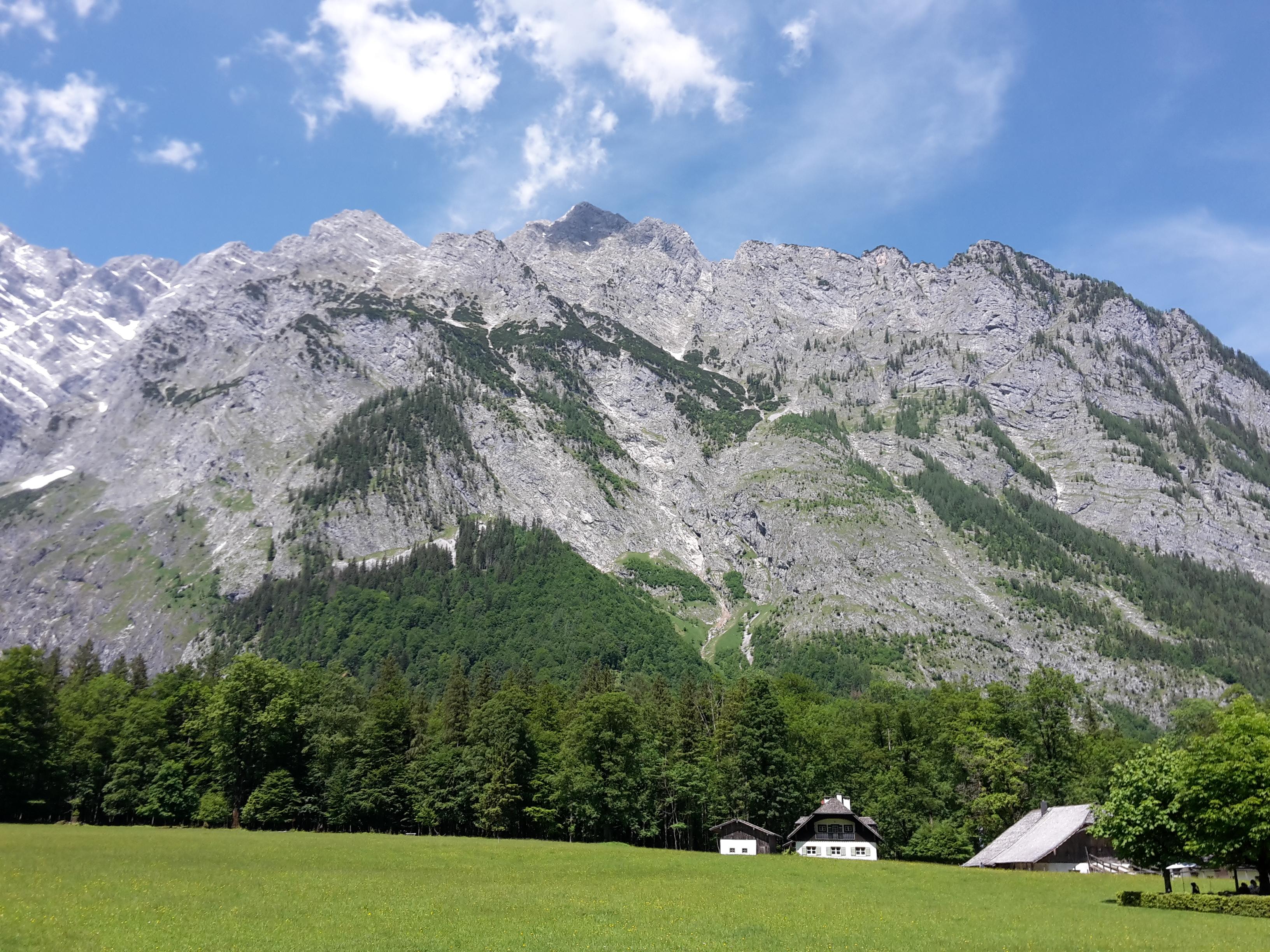 Bergtour Magisches Berchtesgaden