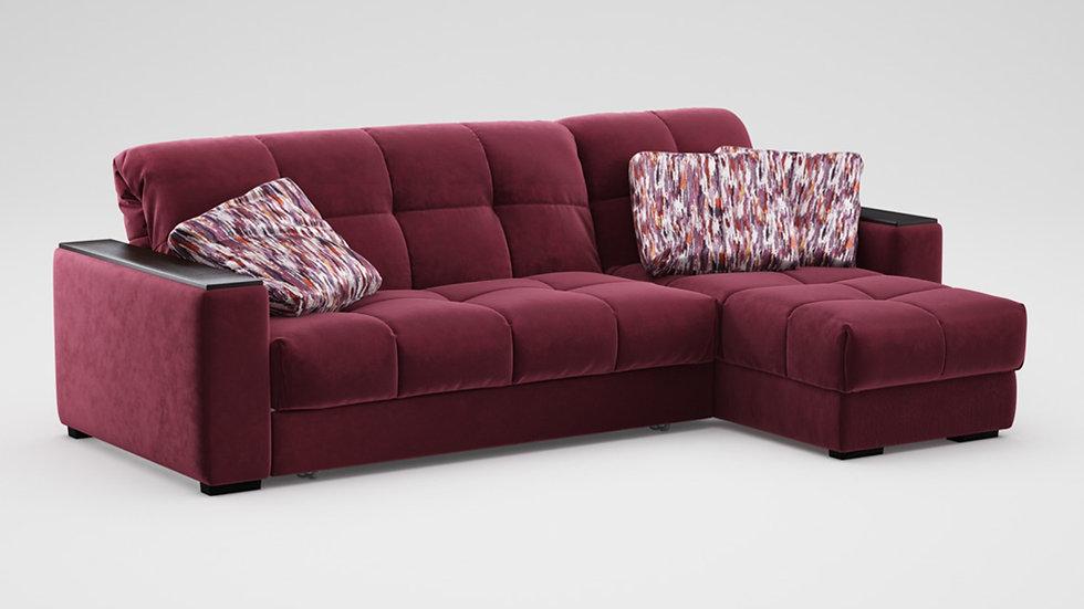 """Угловой диван-кровать """"MOON 107"""""""