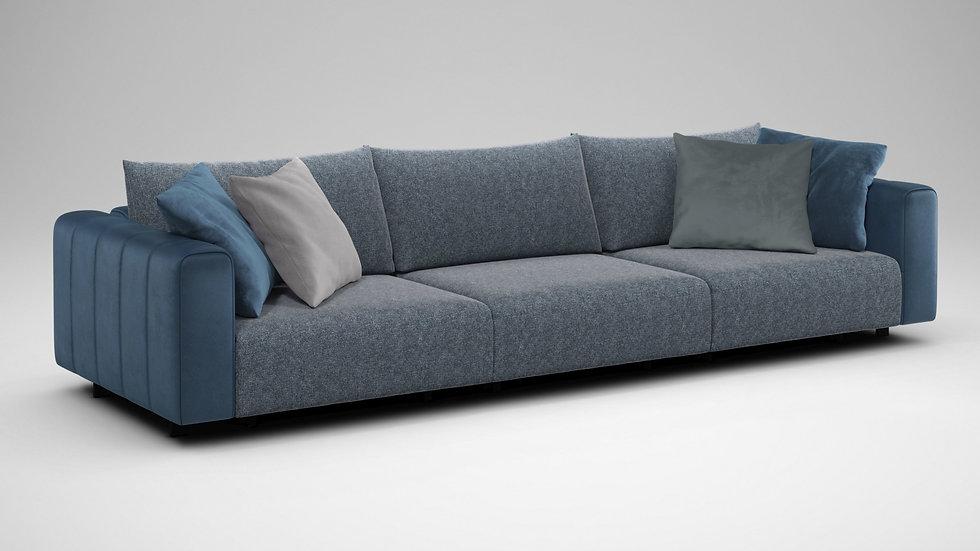 """Модульный диван-кровать """"MOON 161"""""""