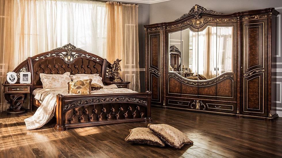 """Мебель для спальни """"ШАХ"""" /корень дуба/"""
