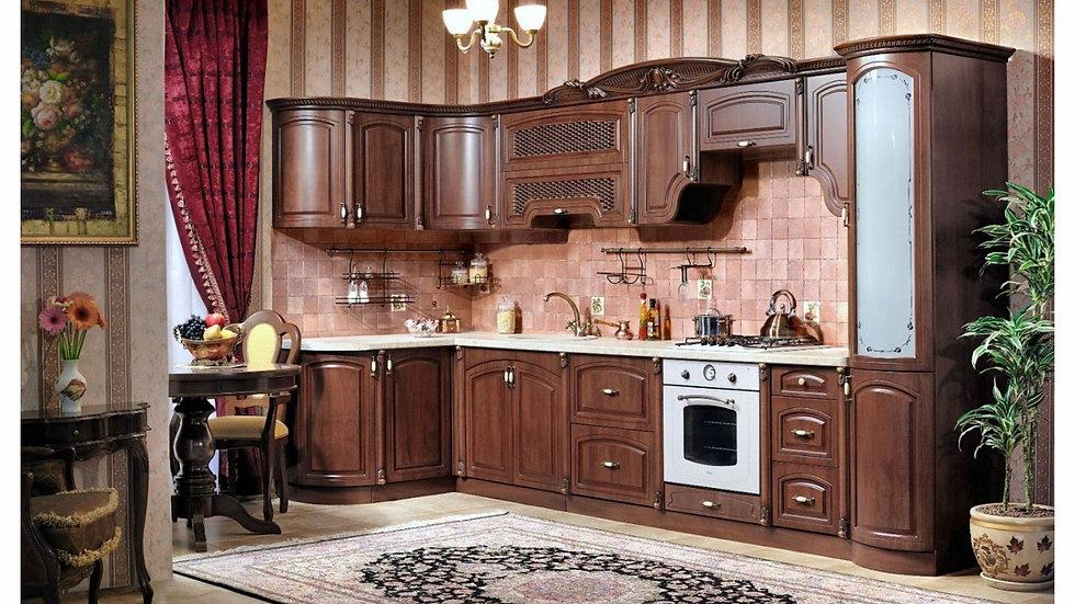 Кухня угловая МАДЛЕН /караваджо/
