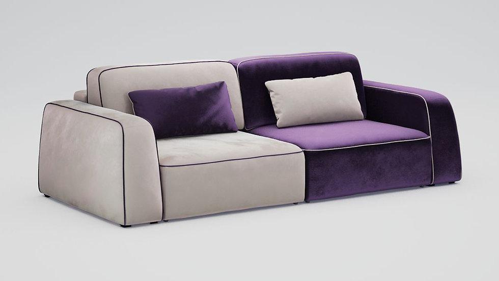 """Модульный диван-кровать """"MOON 008"""""""