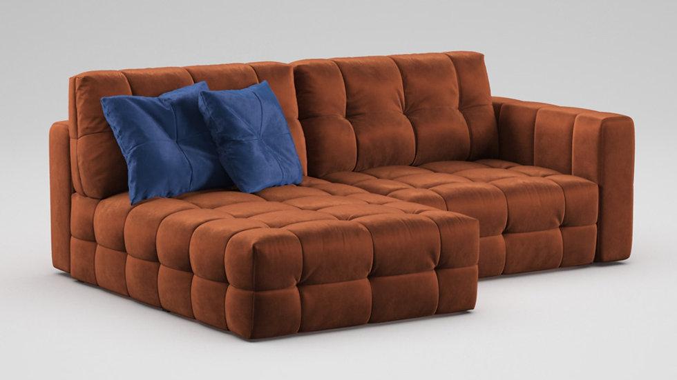 """Модульный угловой диван-кровать """"MOON 160"""""""