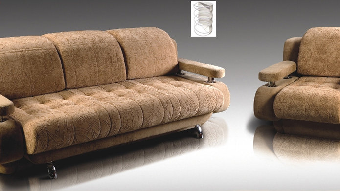 "Набор мягкой мебели ""ВИЗИТ"""