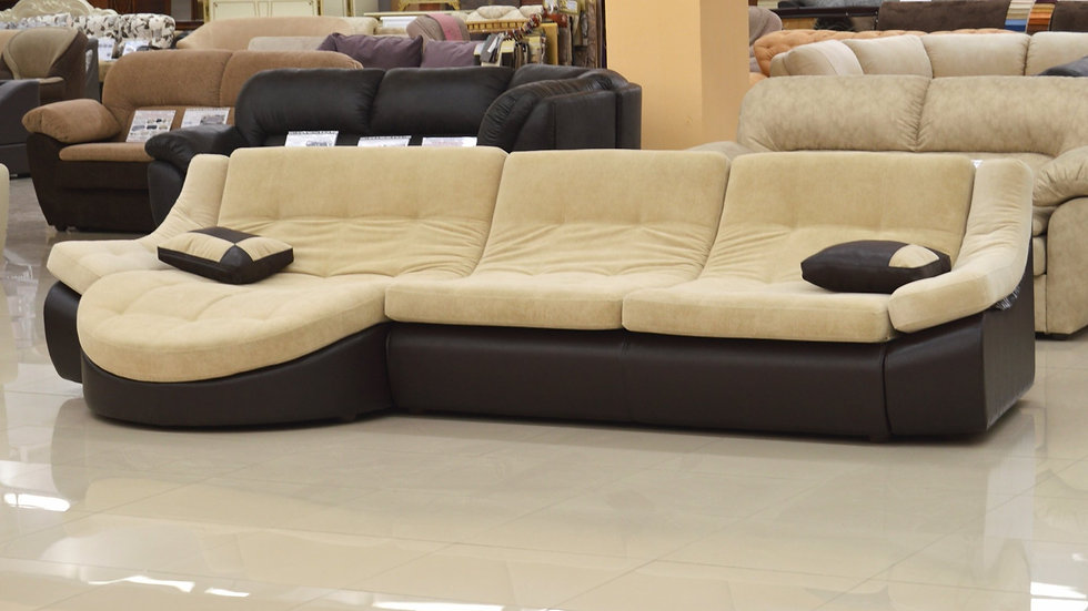 """Модульный угловой диван-кровать """"Гранд 6-01"""""""