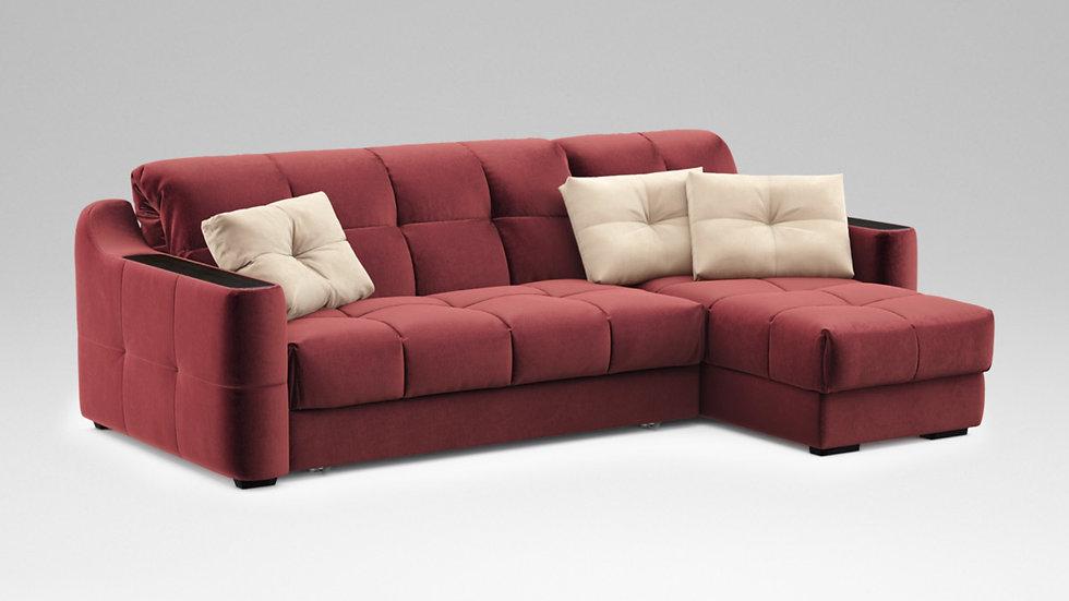"""Угловой диван-кровать """"MOON 116"""""""