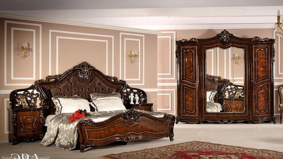 """Мебель для спальни """"ДЖОКОНДА"""" /дуб глянец/"""