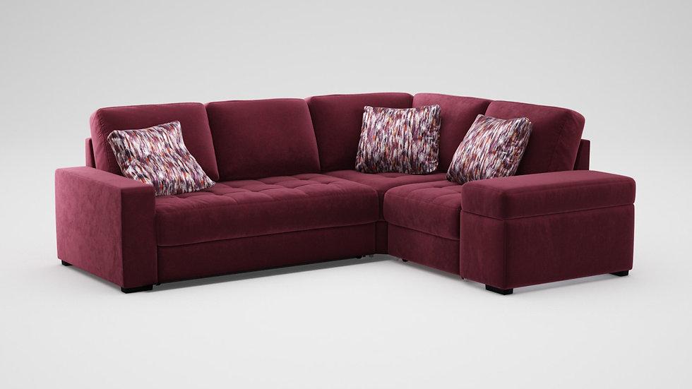 """Модульный угловой диван-кровать """"MOON 107"""""""
