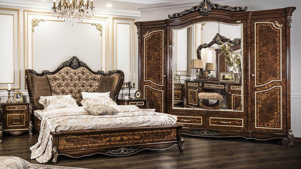 "Мебель для спальни ""ПРАГА"" /дуб глянец/"