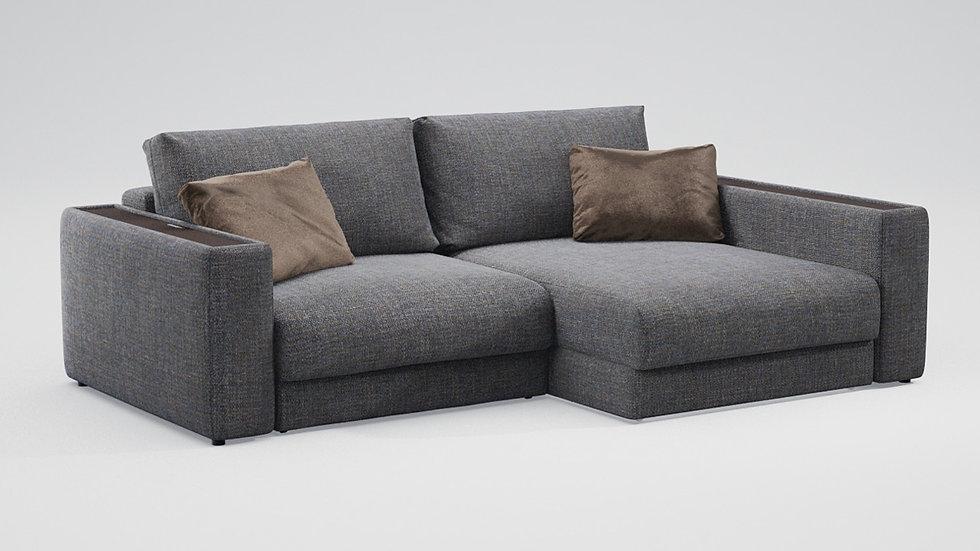 """Модульный угловой диван-кровать """"MOON 007"""""""