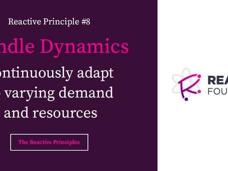 Handle Dynamics: The Reactive Principles, Explained