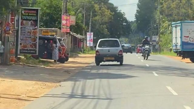 Sri Lanka Traffic by Design