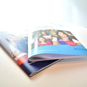 Broschüren, Hefte