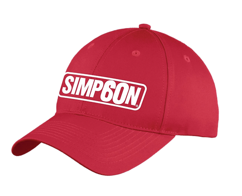 Simpson Racing 60th Anniversary Hat