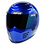 Thumbnail: SIMPSON OUTLAW BANDIT MOTORCYCLE HELMET