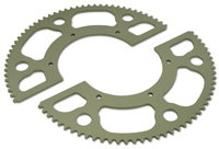 54 Tooth Rear Sprocket #35