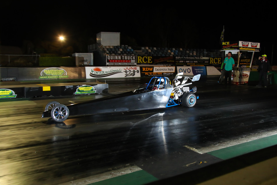 Liezel Gouws poised for championship defence and NHRA debut