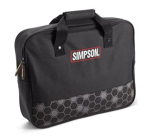 Simpson Racing Suit Tote Bag