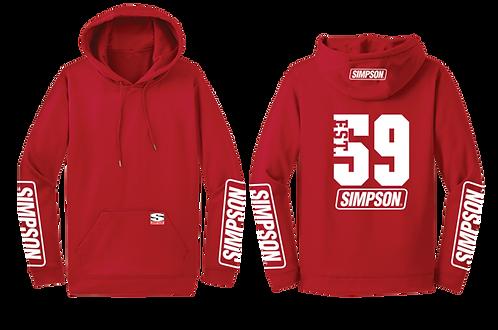 Simpson Racing 59 Hoodie