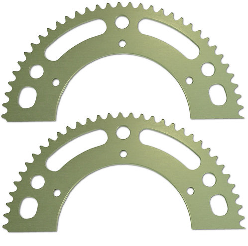 72 Tooth Split Rear Sprocket for #415 Chain