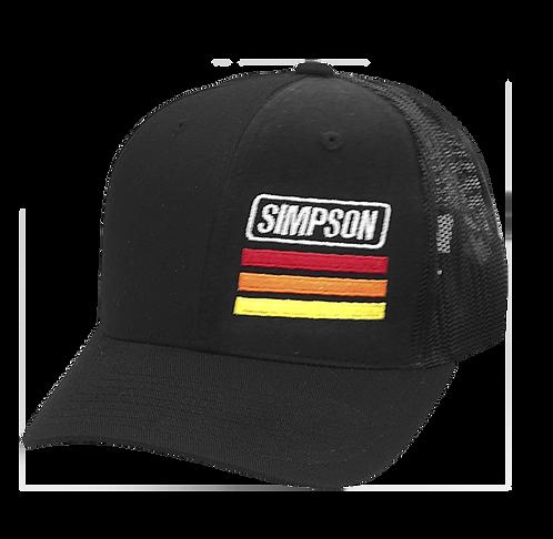 SIMPSON RACING VINTAGE HAT
