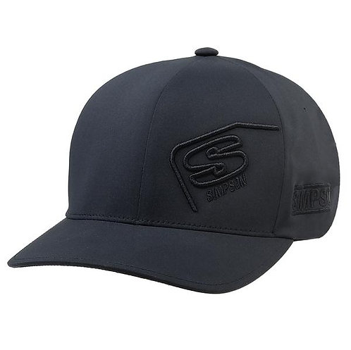 SIMPSON RACING DNA BLACKOUT PERFORMANCE HAT
