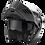 Thumbnail: SIMPSON MOD BANDIT MOTORCYCLE HELMET