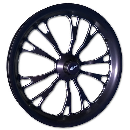 Blackjack 3-D Wheel Set (includes tires & tubes)