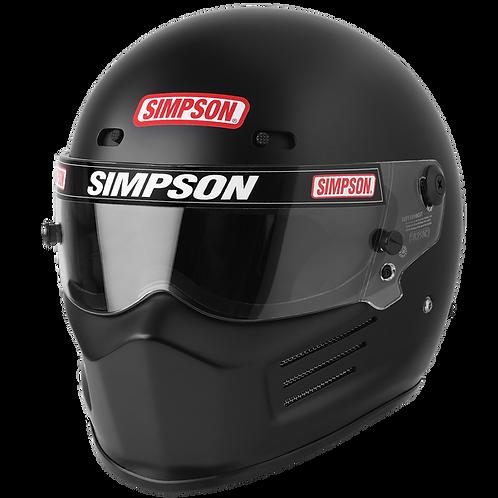 SA2020 SIMPSON RACING SUPER BANDIT HELMET