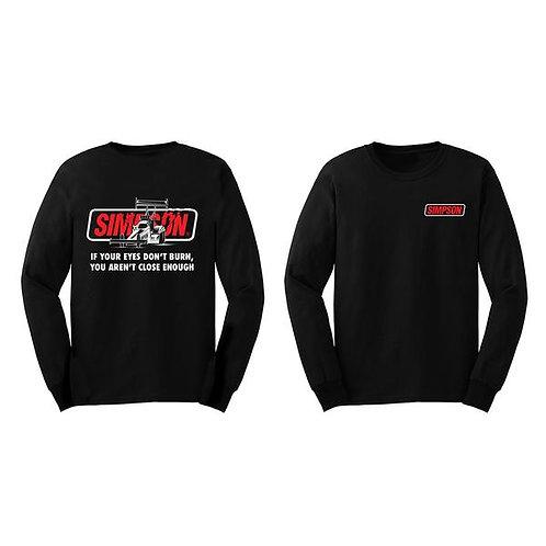 Simpson Racing Drag Fume Shirt