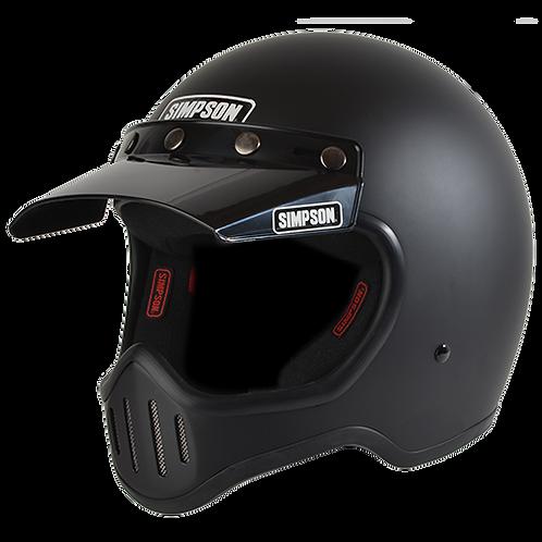 SIMPSON M50 MOTORCYCLE HELMET
