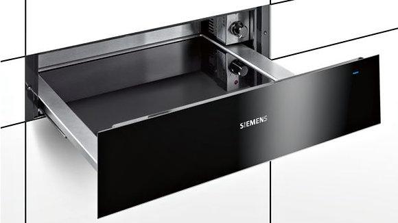 Siemens Wärmeschublade Edelstahl