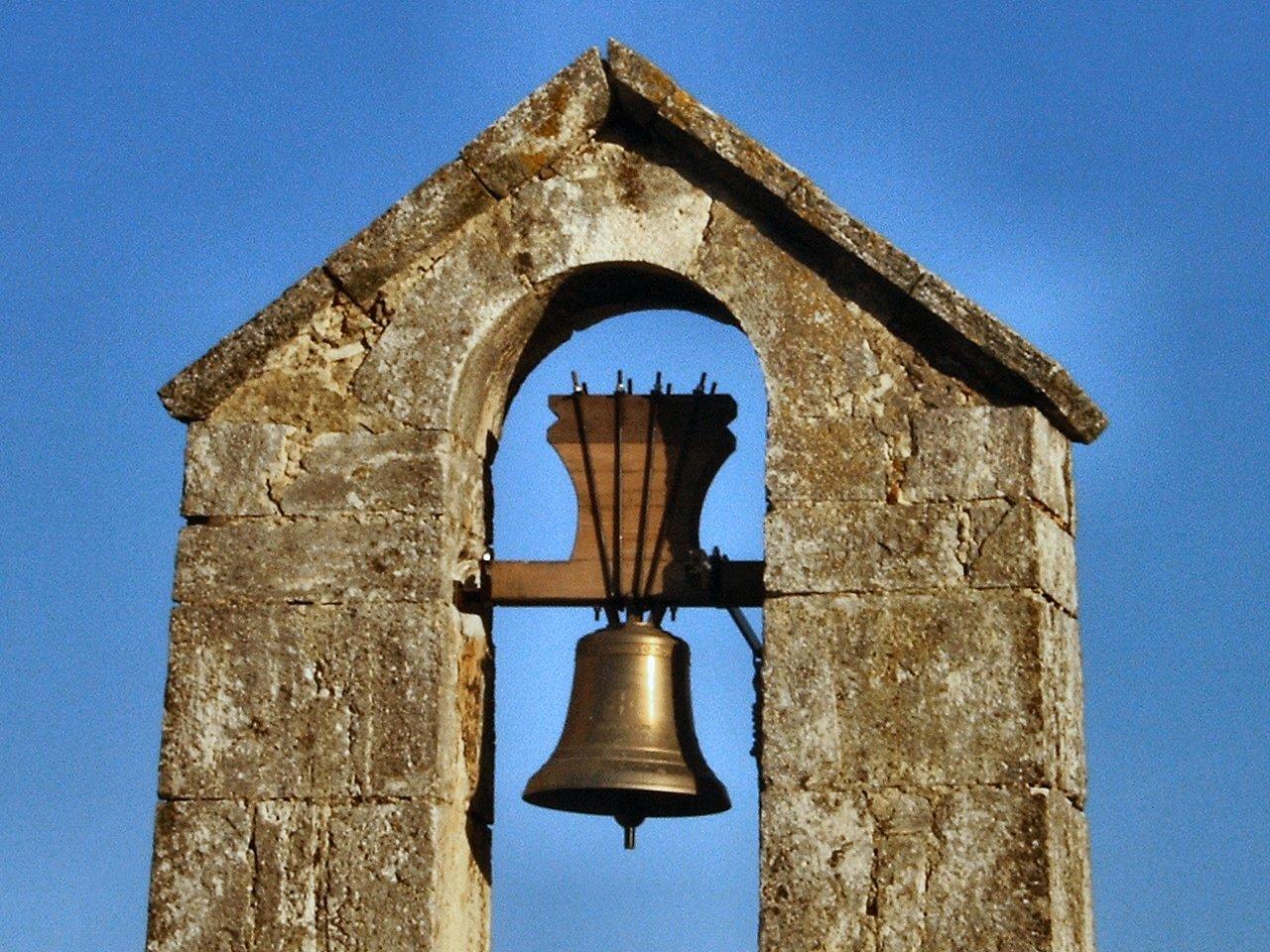 Le clocher de la chapelle