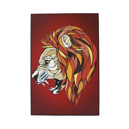 roaring leader  Coated Frame