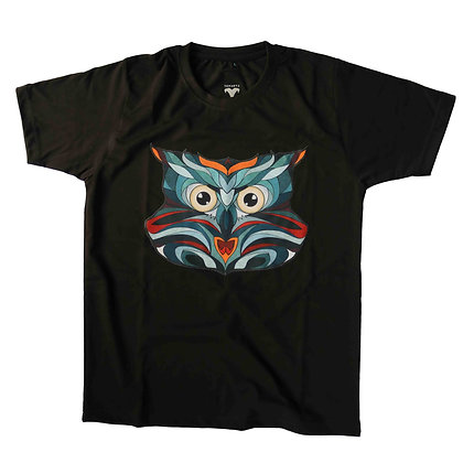 bird of night (Black - Tees)