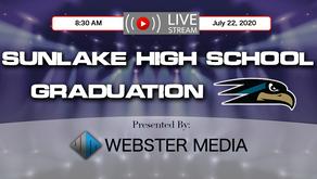 SLHS 2020 Graduation - Live Stream