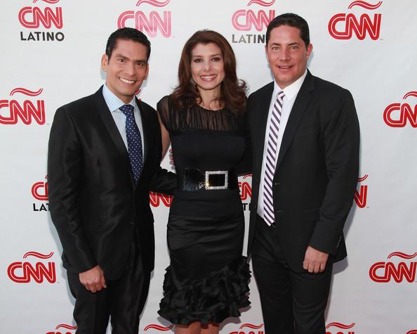 Ismael+Cala+Arrivals+CNN+en+Espanol+Upfr